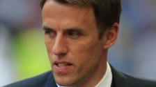Phil Neville has apologised for the sexist tweets
