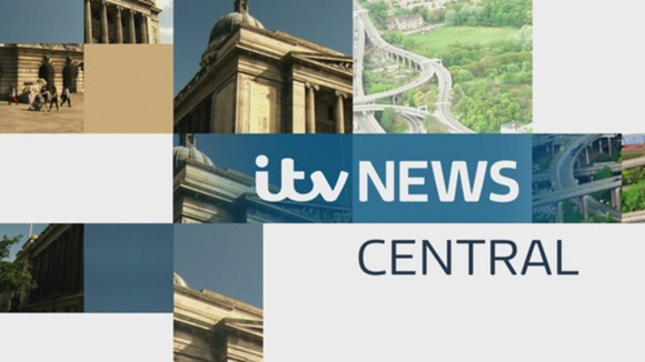 ITV Central News website