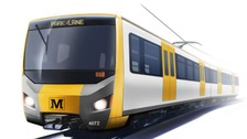 This is what the new trains will look like