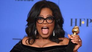 Oprah Winfrey 'not interested' in running for US president