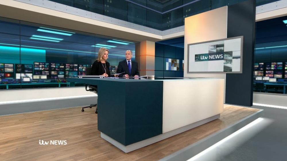 Itv Launches Rebrand On Air And Online Itv News