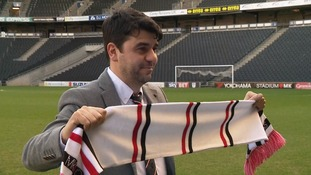 Dan Micciche has been appointed MK Dons manager.
