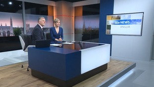 ITV News Anglia is your local television news broadcast to the East of England on weekdays at 6pm