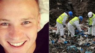 Corrie McKeague has been missing since September 2016