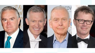 BBC male presenters agree pay cut