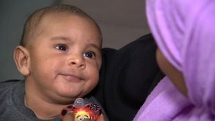 Miracle baby: A story of hope from Grenfell