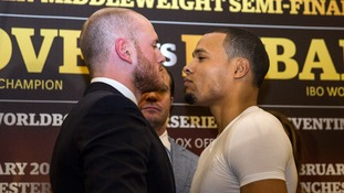 ITV announces coverage for World Boxing Super Series semi-finals including Groves v Eubank Jr