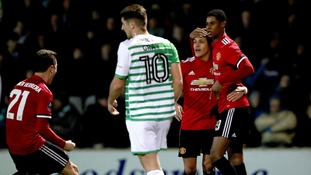 FA Cup: Man United cruise into fifth round with 4-0 win at Yeovil