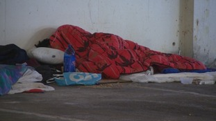 Rough sleeping in Gloucester down by over a third