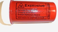 The explosives were inside a bag which was stolen from a car in Leigh.