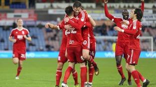 Birmingham force replay against Premier League Huddersfield