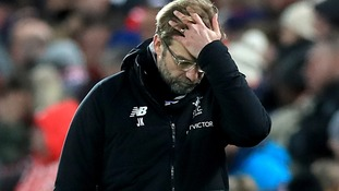 Back to square one says Liverpool's Klopp after FA Cup loss to West Brom