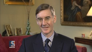 Jacob Rees-Mogg: Chancellor's Brexit comments have caused 'real trouble' for the Government