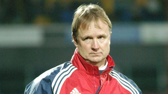 Sean O'Driscoll is the new boss at Bristol City