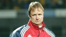 Sean O'Driscoll is the new boss at Bristol City