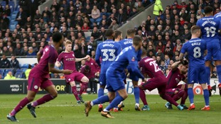 Defeat for Cardiff City in FA Cup Fourth Round