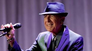 Leonard Cohen wins posthumous Grammy Award for best rock performance