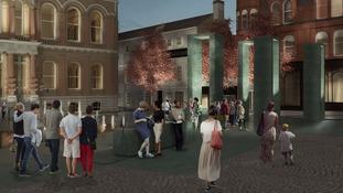 Work begins on £3.5m revamp for Ipswich's Cornhill