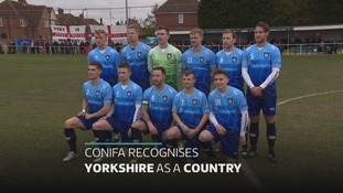 Yorkshire's debut on the world football stage