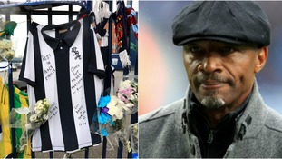 Cyrille Regis funeral: Tributes to a football legend