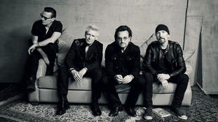 U2 announce Belfast and Dublin shows