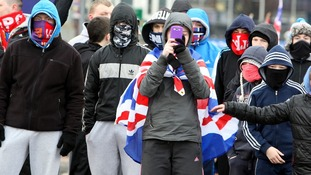 Belfast youths