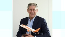 easyJet's CEO has cut his salary