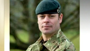 Lance Corporal Jonathan McKinlay was killed on Patrol in Afghanistan