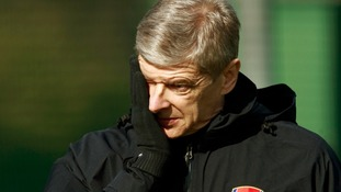 Arsenal slipped further away from the Champions League places after the loss
