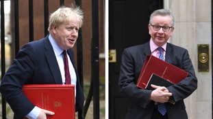 Johnson and Gove outflanked by government economists