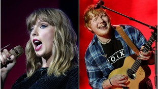 Taylor Swift and Ed Sheeran to headline festival in Swansea