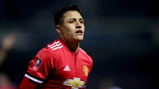 David Beckham has expressed his astonishment at Alexis Sanchez's move to Man United
