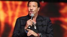 Lionel Richie, who has announced a summer tour of the UK