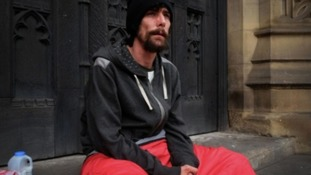 Manchester Arena attack: Homeless 'hero' Chris Parker who stole from victims is jailed