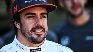 Formula One's Fernando Alonso is set to compete in this year's historic Le Mans 24 Hours race