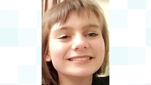 14-year-old's disappearance 'out of character'