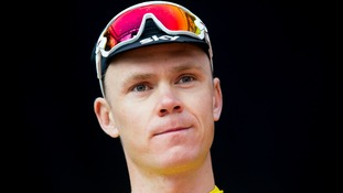Chris Froome has been forced to deny reports he is looking to negotiate a short ban