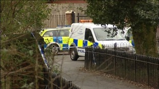 Police on the scene at Platt Fields Park in Manchester