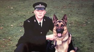 Retired handler's mission to build national police dog memorial in Essex