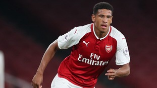 Arsenal youngster Marcus McGuane leaves for Barcelona