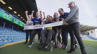 Great South Run is launched by some inspirational people