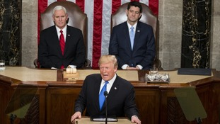 State of the Union: Trump calls for Congress to fix infrastructure and immigration system