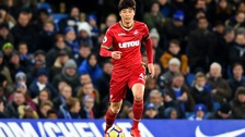 Ki Sung-yueng of Swansea