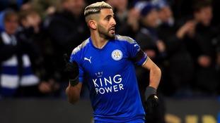 Mahrez of Leicester