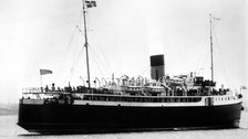 The MV Princess Victoria