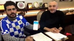 Turkish team sign footballer using Bitcoin