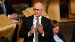 John Swinney defies unions, parents and councils over education reform