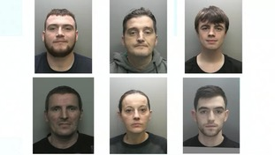 Drug supply gang jailed for more than 20 years