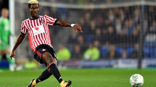 Sunderland midfielder Didier Ndong joins Watford on loan