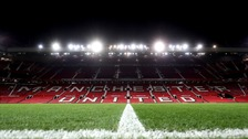 pic of old trafford